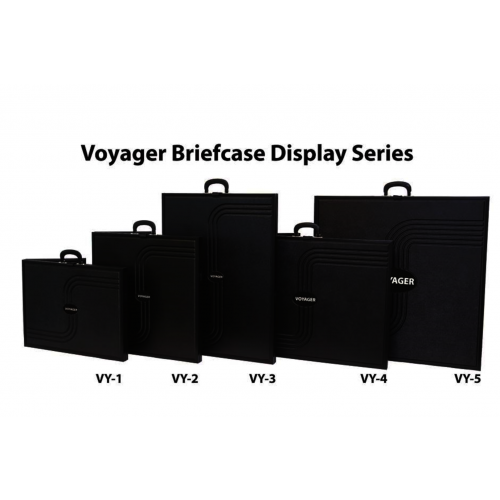 Voyager Monster Folding Panel Display